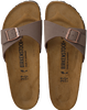 BIRKENSTOCK PAPILLIO Tongs MADRID en marron - small