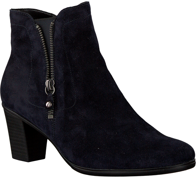 GABOR Bottines 95.610.16 en bleu - large