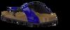 BETULA Tongs ROSE en bleu - small