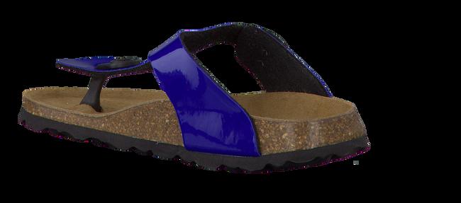 BETULA Tongs ROSE en bleu - large