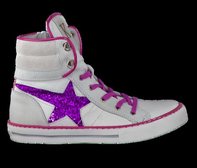 Witte KANJERS Sneakers 7832  - large