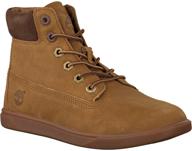 TIMBERLAND Baskets GROVETON 6IN LACE en camel - large
