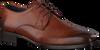 OMODA Chaussures à lacets 3242 en cognac - small