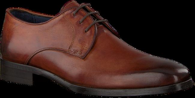 OMODA Chaussures à lacets 3242 en cognac - large