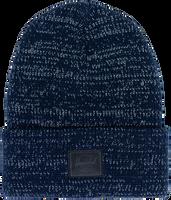 HERSCHEL Bonnet ABBOTT REFLECTIVE en bleu  - medium