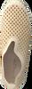 Beige ILSE JACOBSEN Instappers TULIP3275  - small