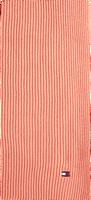 Roze TOMMY HILFIGER Sjaal ESSENTIAL KNIT SCARF  - medium