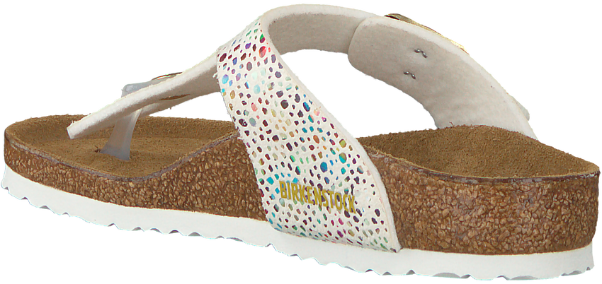 Witte BIRKENSTOCK Slippers GIZEH KIDS  - larger