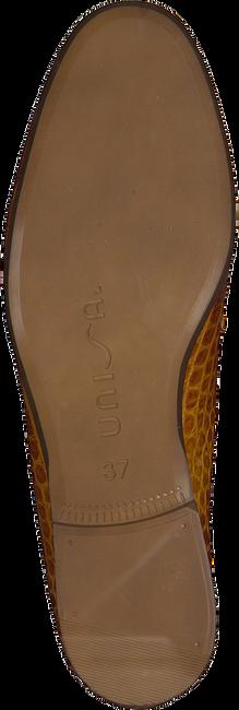UNISA Loafers DALCY en jaune  - large