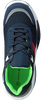 Blauwe TOMMY HILFIGER Lage sneakers LOW CUT LACE-UP T3B4-30727 - small