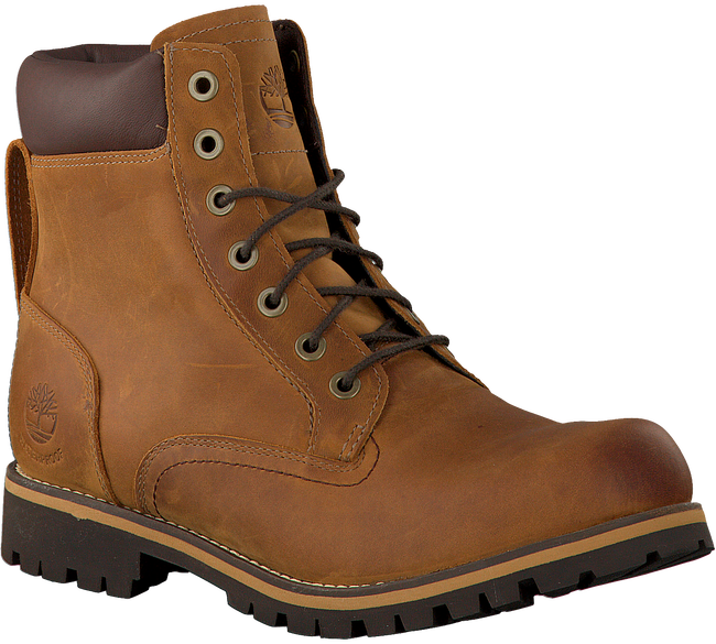 Cognac TIMBERLAND Veterboots RUGGED 6IN  - large