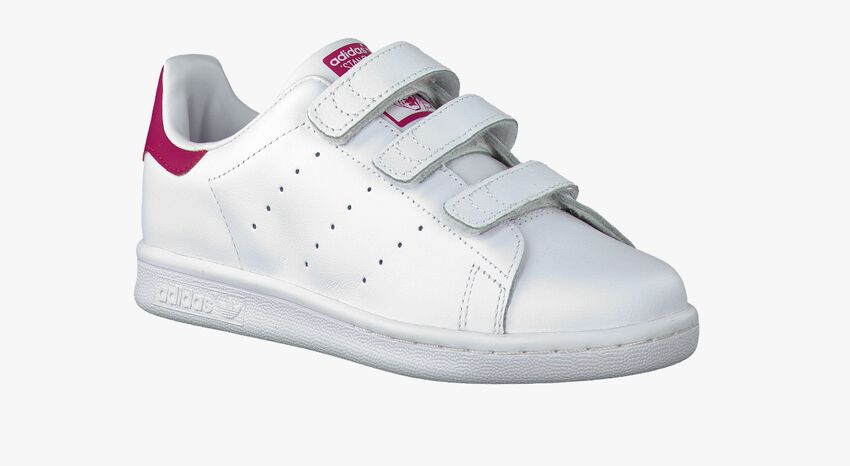 Witte ADIDAS Sneakers STAN SMITH CF C  - larger