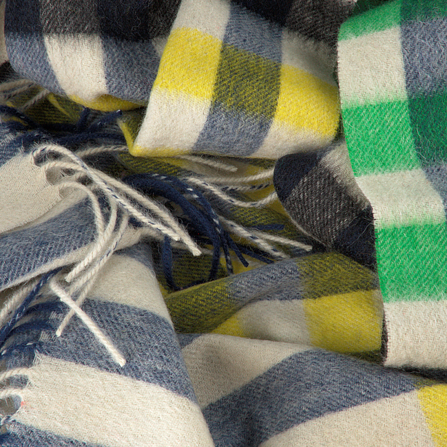 BECKSONDERGAARD Foulard KARLA SCARF en multicolore  - large