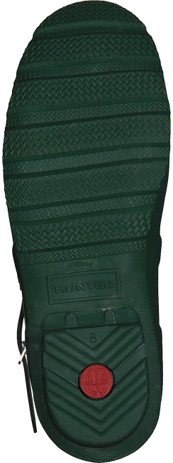 HUNTER Bottes en caoutchouc WOMENS ORIGINAL TALL en vert - large