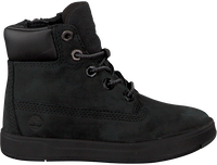 TIMBERLAND Bottillons DAVIS SQUARE 6 KIDS en noir - medium