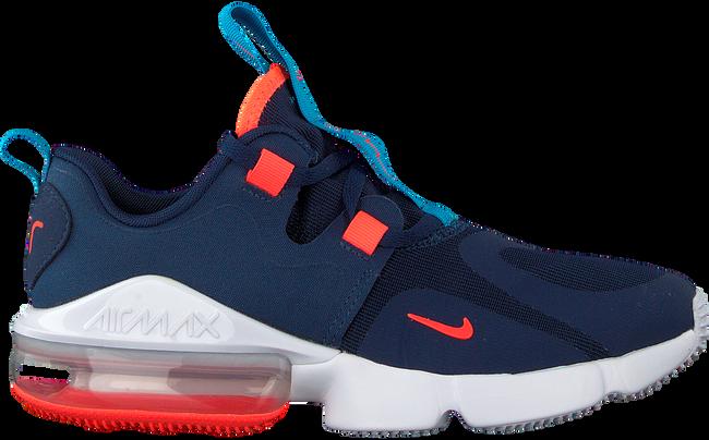 NIKE Baskets basses AIR MAX INFINITY (GS) en bleu  - large