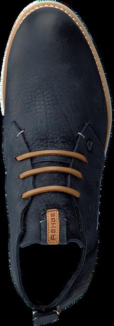 Blauwe REHAB Sneakers NAZAR NUB VINTAGE - large