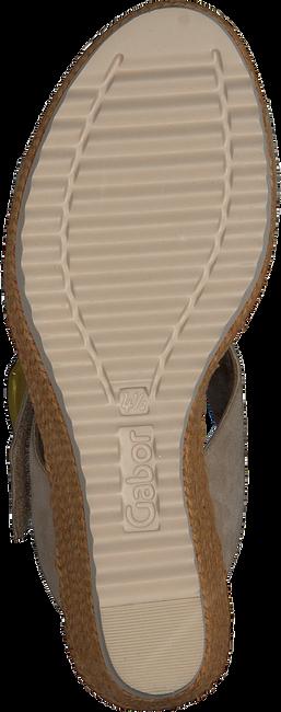 GABOR Sandales 795.1 en beige  - large