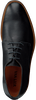 VAN LIER Richelieus 5380 en noir - small