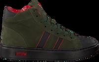 Groene OMODA Hoge sneaker O1543  - medium