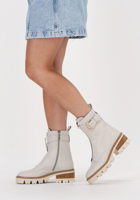 Beige NOTRE-V Chelsea boots AN143  - large