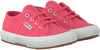 SUPERGA Chaussures à lacets JCOT CLASSIC en rose - small