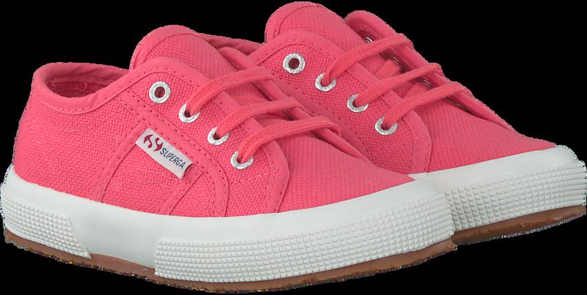 SUPERGA Chaussures à lacets JCOT CLASSIC en rose - larger