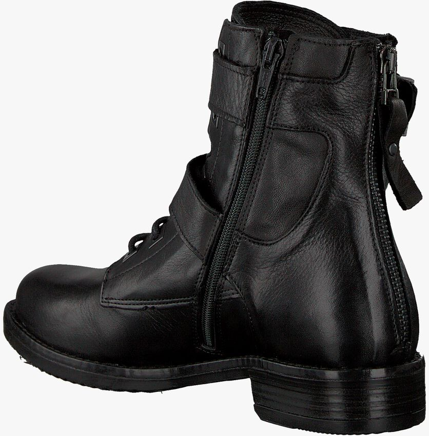 OMODA Biker boots 182K SOLE KIRA en noir - larger