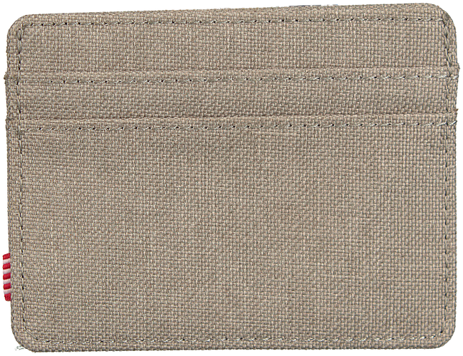 HERSCHEL Porte-monnaie CHARLIE en beige - large