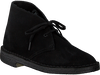 CLARKS Bottines à lacets DESERT BOOT DAMES en noir - small