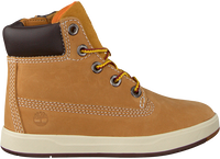 Camel TIMBERLAND Sneakers DAVIS SQUARE 6 INCH KIDS - medium