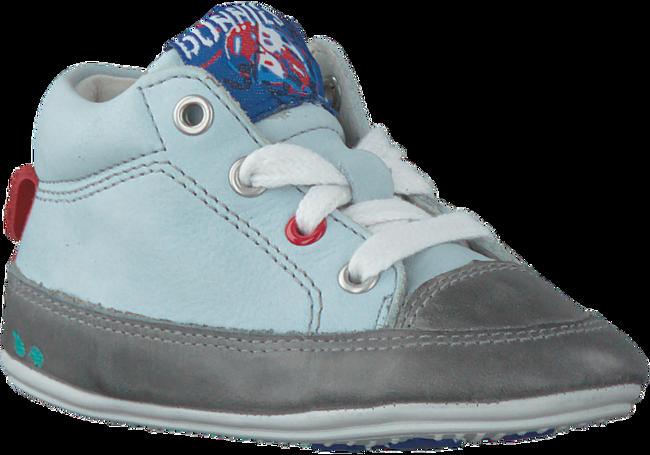 Blauwe BUNNIES JR Babyschoenen ZUKKE ZACHT  - large