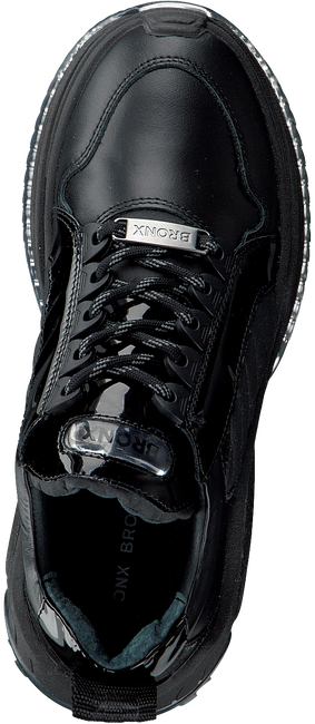 Zwarte BRONX Sneakers CHAINY  - large