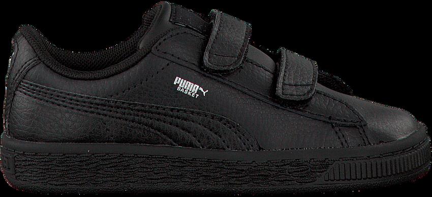 Zwarte PUMA Sneakers BASKET CLASSIC LFS - larger