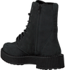 Zwarte KATY PERRY Veterboots KP0162  - small