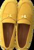 TOMMY HILFIGER Mocassins TH HARDWARE MOCASSIN en jaune  - small