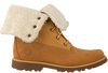 Camel TIMBERLAND Enkelboots 6IN WP SHEARLING BOOT  - small