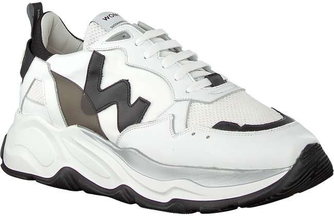 Witte WOMSH Lage sneakers FUTURA  - large