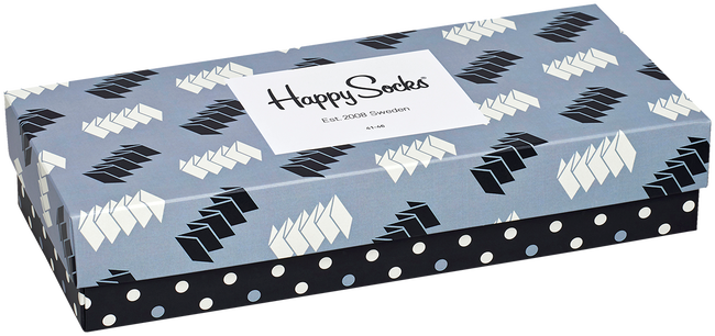Multi HAPPY SOCKS Sokken GIFT PACK - large