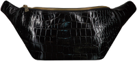 Zwarte DEPECHE Heuptas BUM BAG 13930  - medium