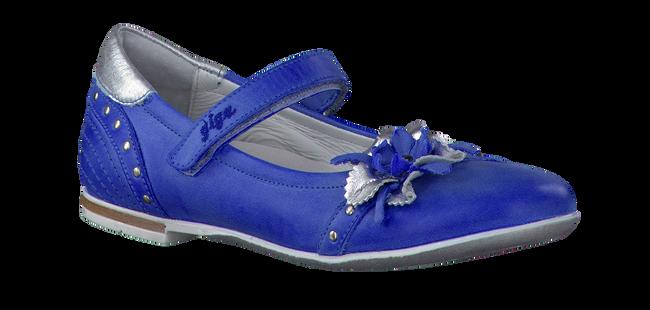 GIGA Ballerines 3984 en bleu - large