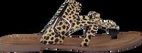 Beige LAZAMANI Slippers 75.608  - medium