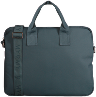 Blauwe MYOMY Laptoptas MY PHILIP BAG LAPTOP  - medium