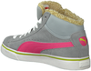 PUMA Baskets PUMA MID VULC FUR JR en gris - small