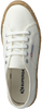 Witte SUPERGA Sneakers COTROPEW - small