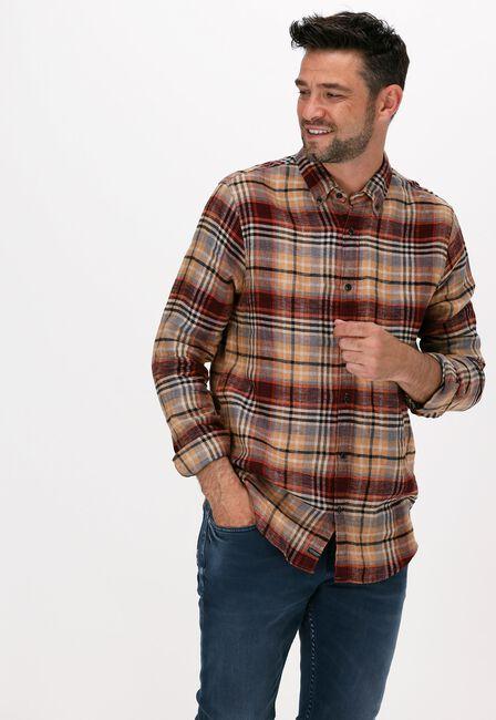 Multi SCOTCH & SODA Overshirt 163337 - CHECKED TWILL SHIRT  - large