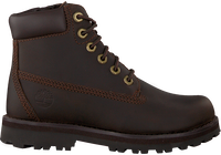 TIMBERLAND Bottines à lacets COURMA KID TRADITIONAL 6 en marron  - medium