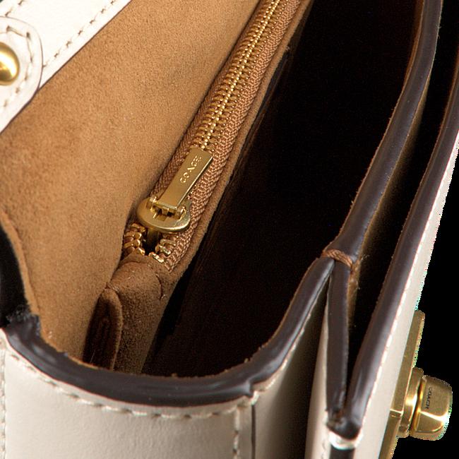 COACH Sac bandoulière SHOULDER BAG en beige  - large