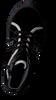 Zwarte BIKKEMBERGS Sneakers CAMPUS  - small