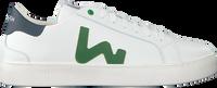 Witte WOMSH Lage sneakers SNIK  - medium